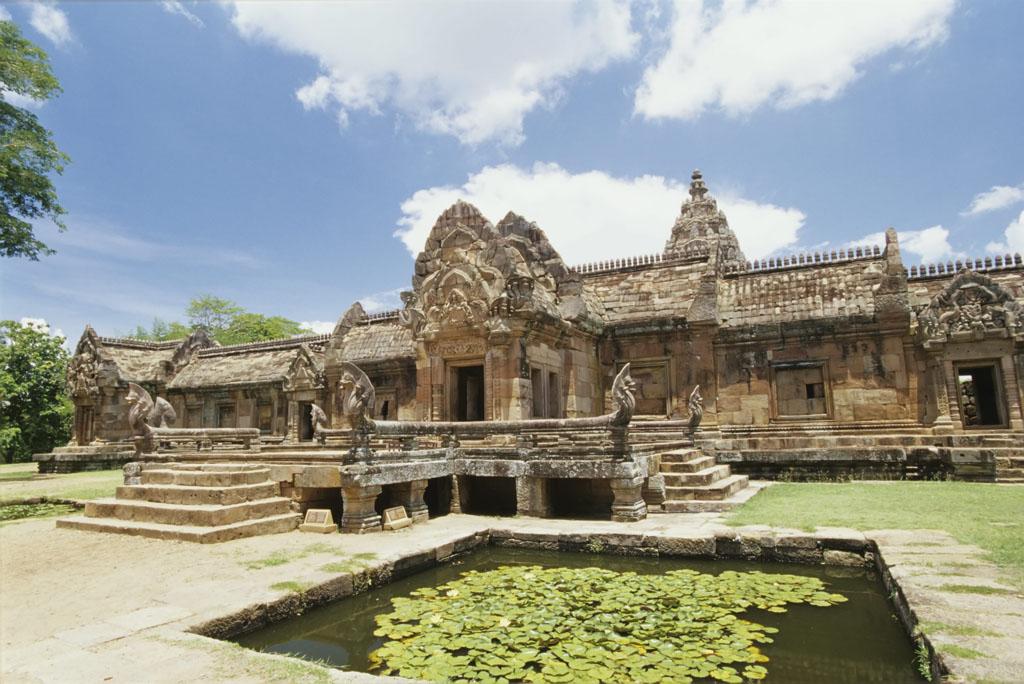 Phanom Rung Historical Park  Buri Ram