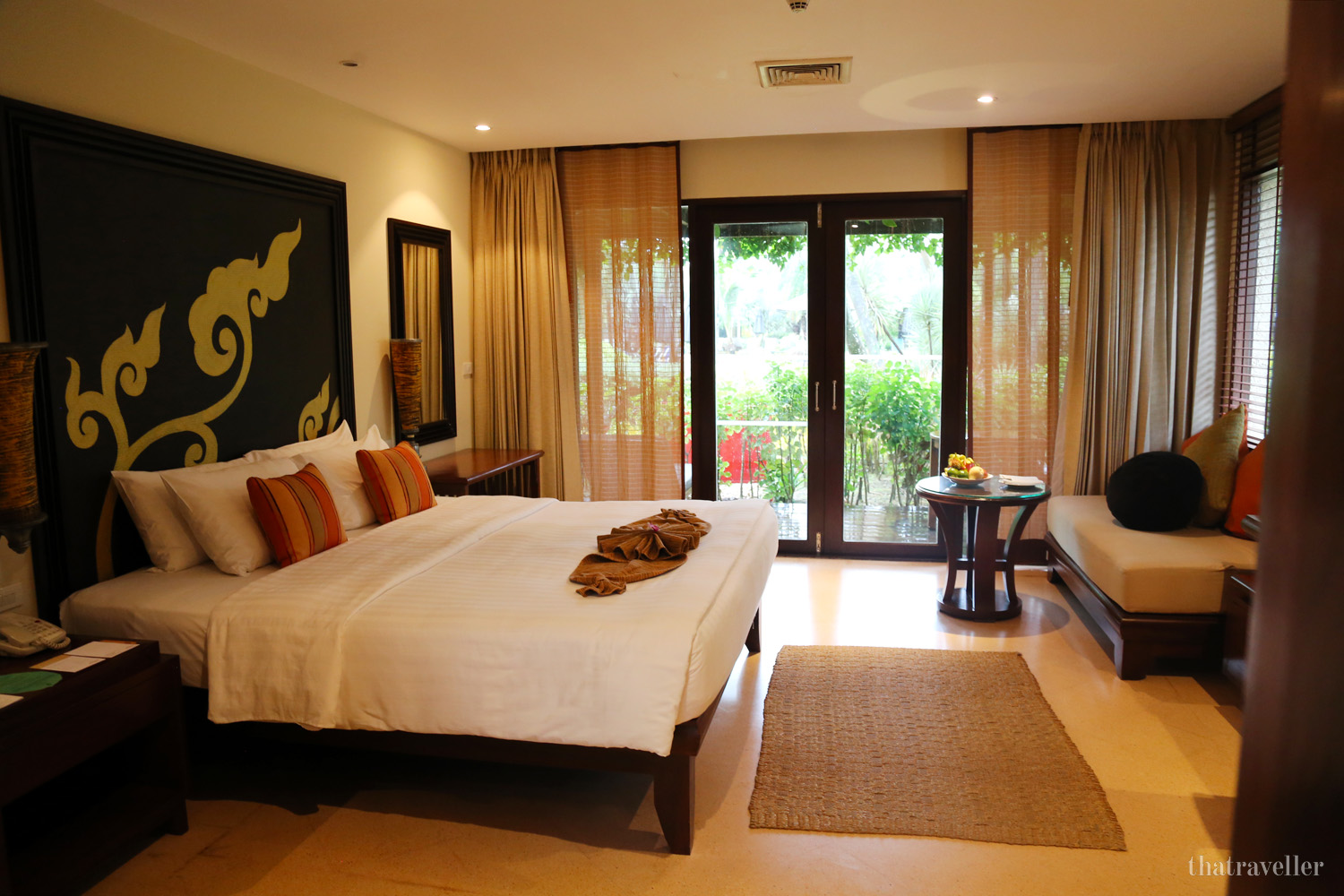 Coconut Grove Villa, Movenpick Resort, Karon Beach, Phuket, Thailand.