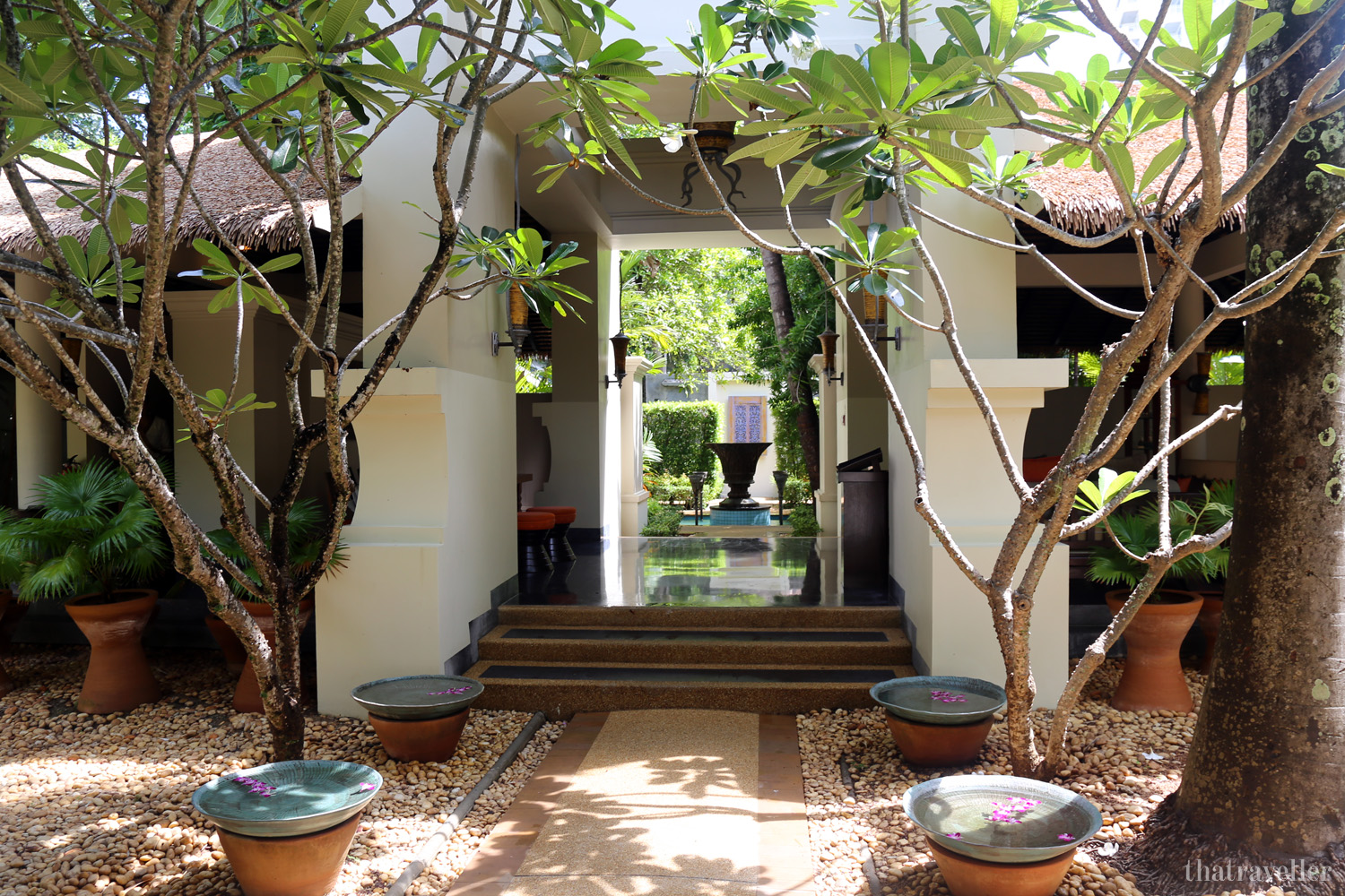 Spa at Movenpick Resort and Spa Phuket
