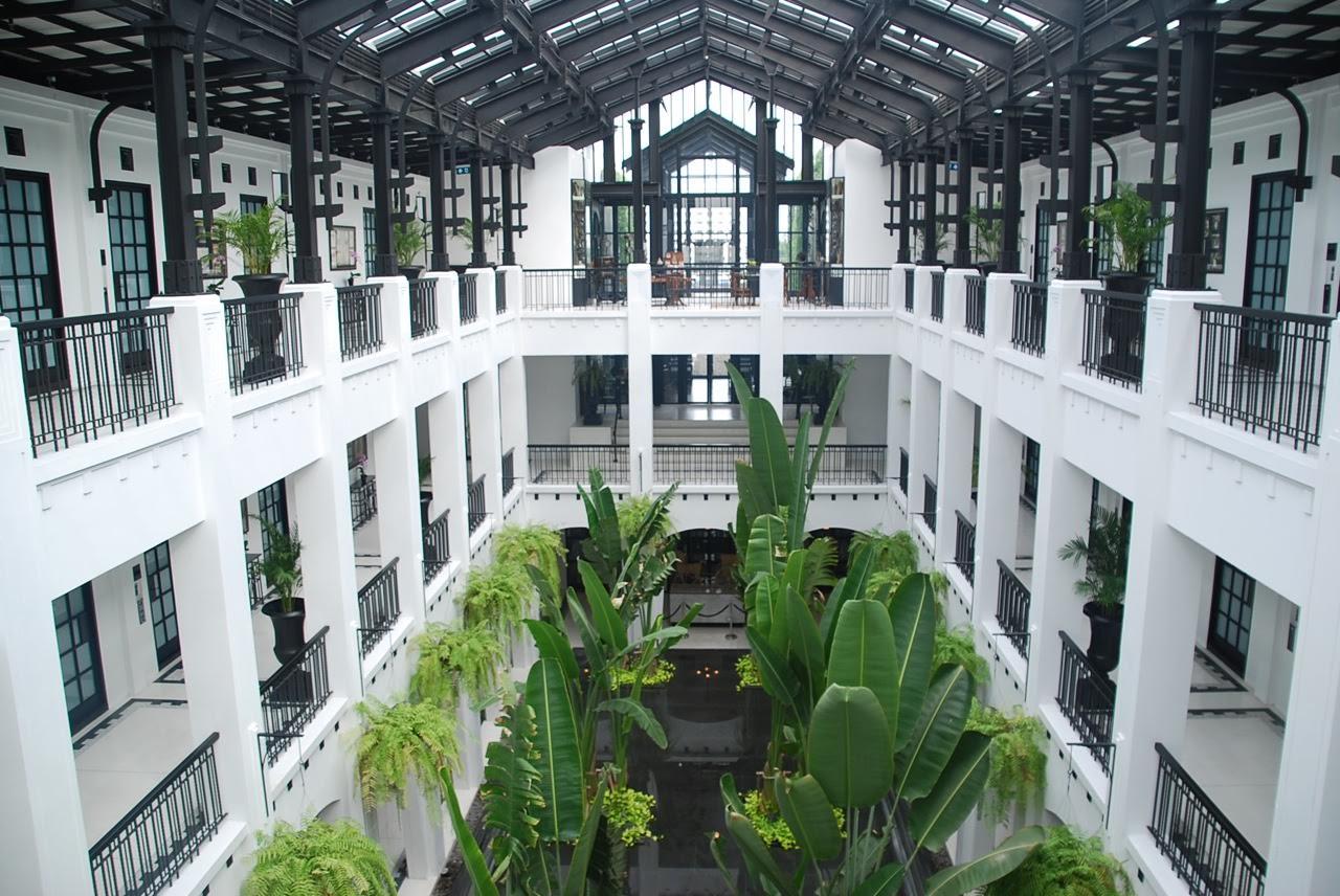 1. The Siam atrium, 6 historic Bangkok hotels