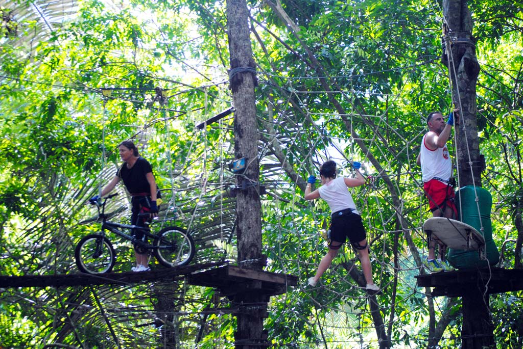 Krabi Eco Tours - The Tree Top Adventure Park