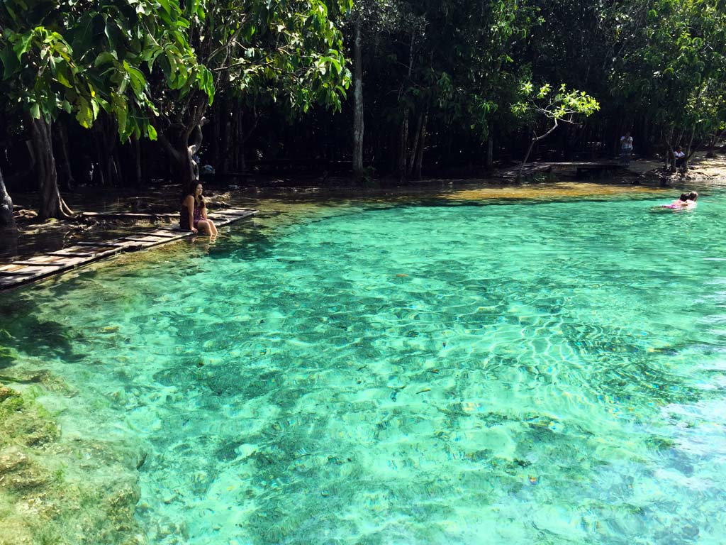 Krabi Eco Tours - Emerald Pool