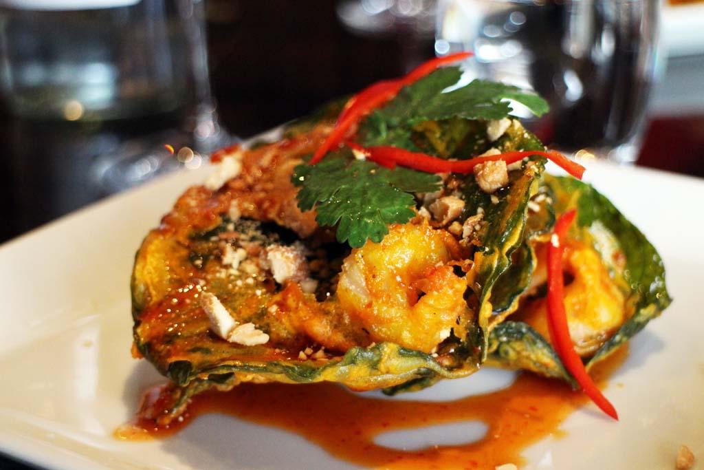 Thai Food Sydney, Spice I Am, Bour tod
