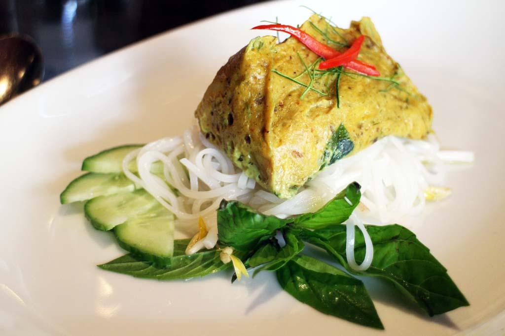 Thai Food Sydney, Spice I Am, Ho Mok Pla