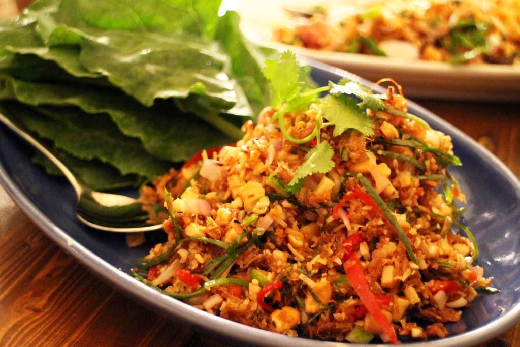 Thai Food Sydney, Spice I Am, Mien Ka Na