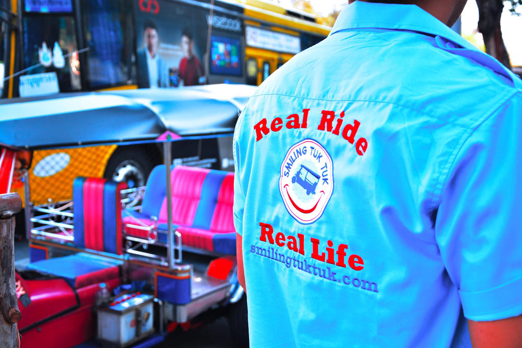 Midnight Food Tour by Tuk Tuk Real Ride