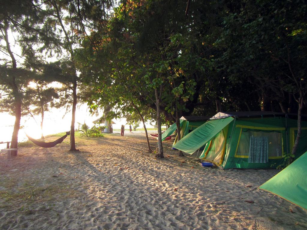 02 Camping thailand beach - Koh Laoliang