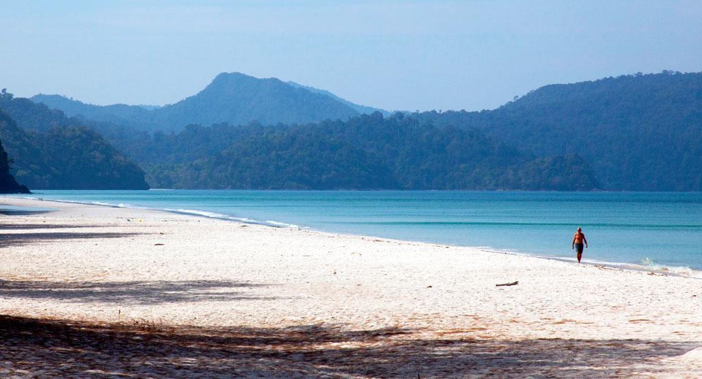 Ao Pante Malaka Bay, Tarutao national Park