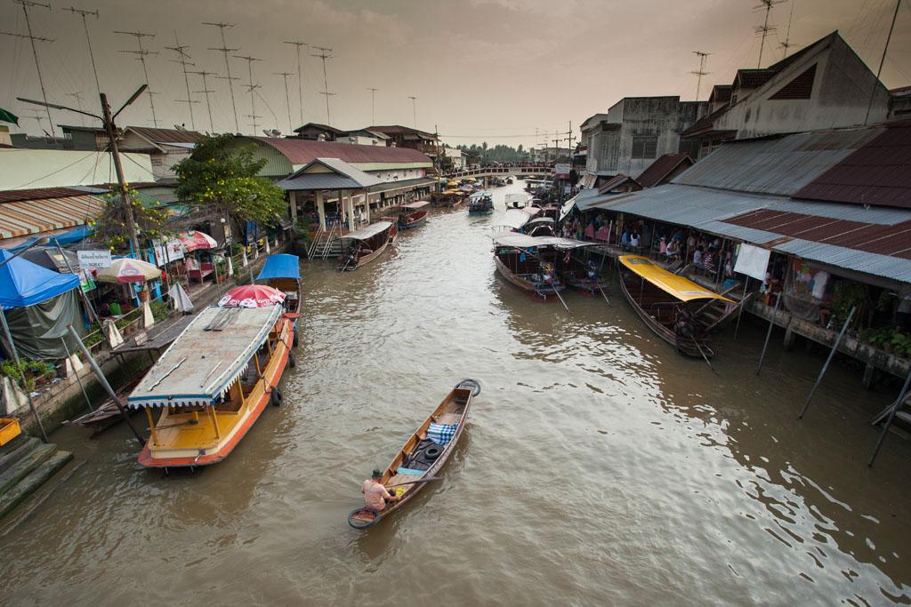 Amphawa Market, Thailand