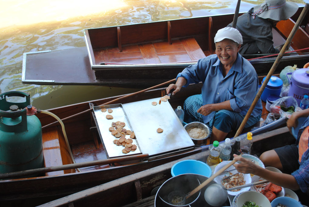 Damnoen Saduak Floating Market_0229