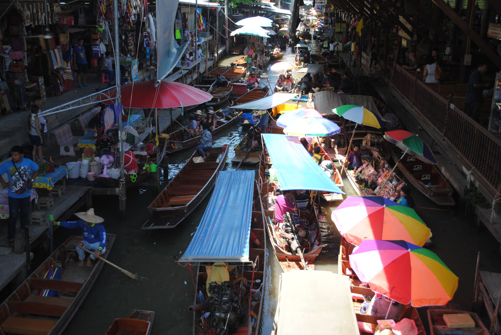 Damnoen Saduak Floating Market_0231