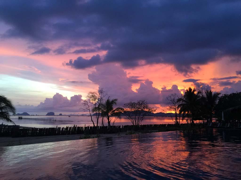 krabi-sunset-on-koh-klang