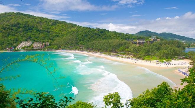 Nai Han Beach, Phuket
