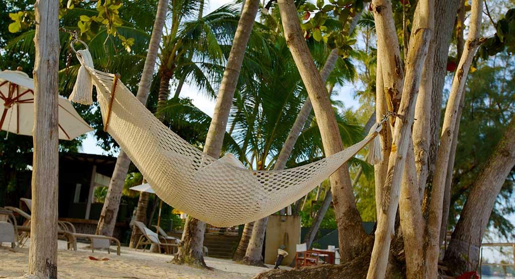 Beach Hammock Girls weekend Thailand