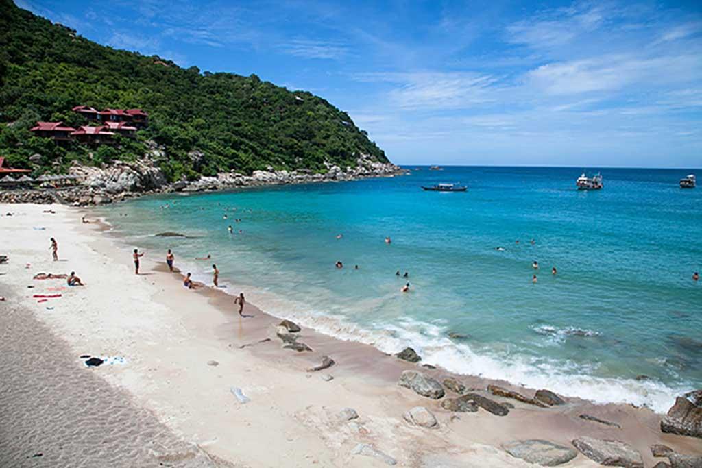 Tanote Beach Ko Tao