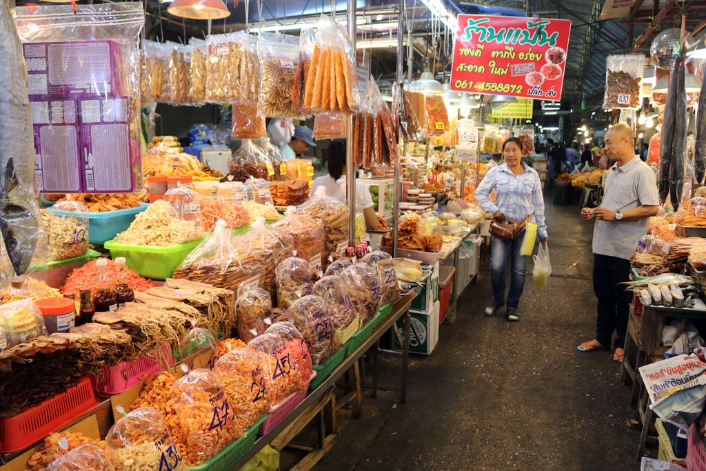 Hua Hin Chat Chai market
