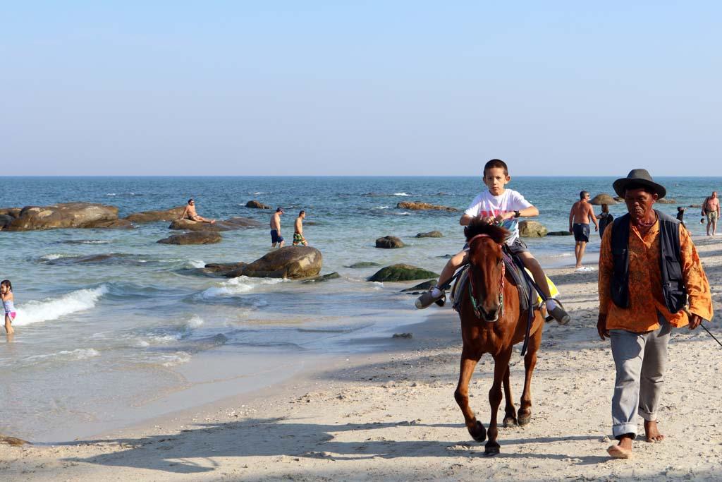 Hua Hin Horse riding