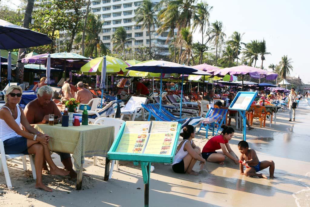 Hua Hin beach restaurants