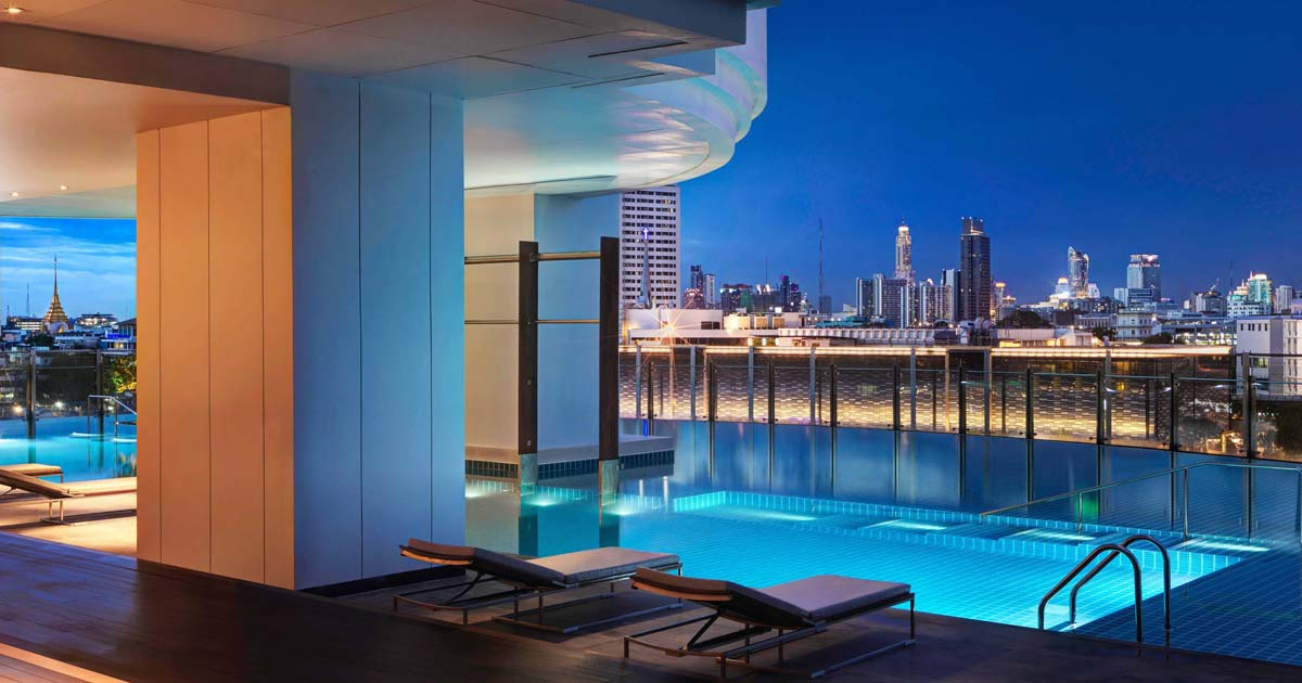 Millenium Hotel Bangkok