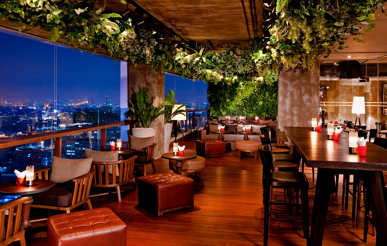 Pullman Bangkok Hotel G, Scarlett Wine Bar & Restaurant, Bangkok