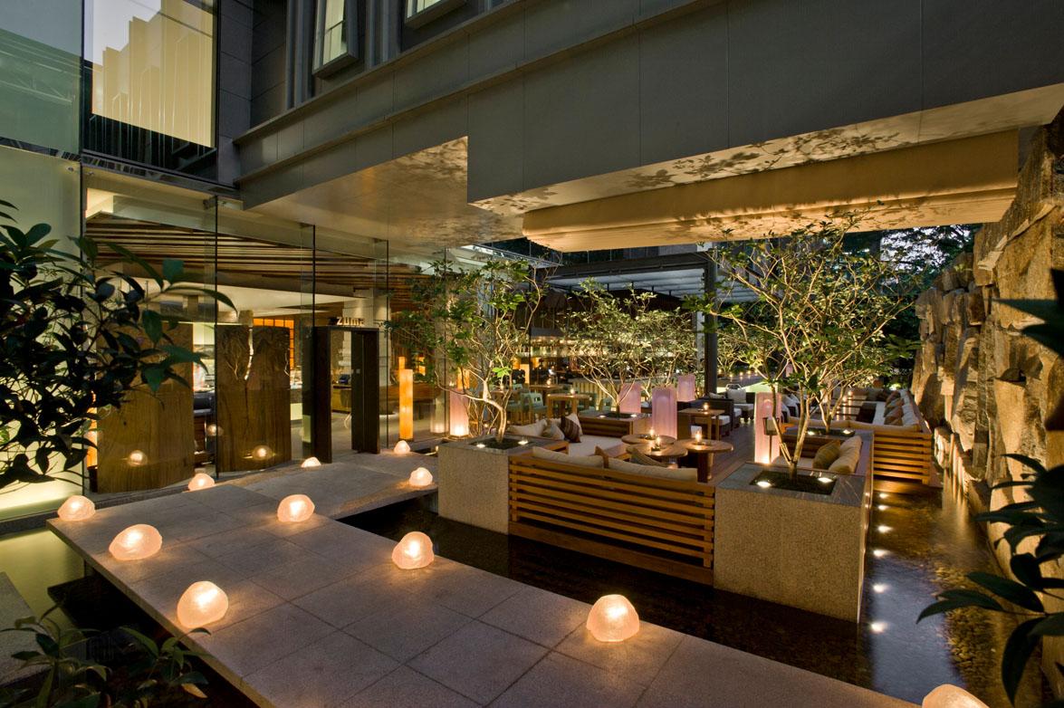 St, Regis, Zoom Restaurant, Bangkok