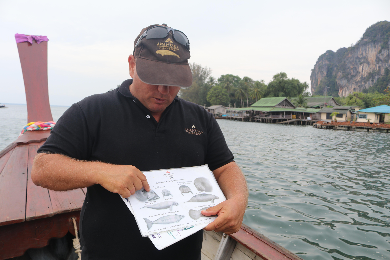 Ko Libang dugong tour guide_3370