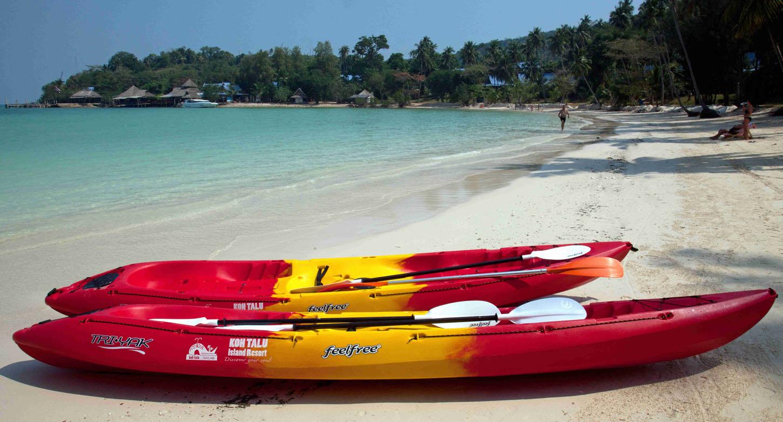 Koh Talu beach