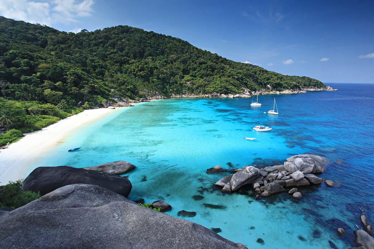 Similan Island beach shutterstock_146707550 sm