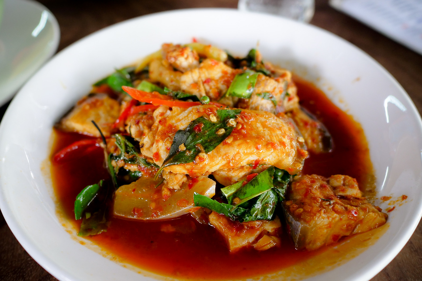 Mark Weins Best Thai Restaurants Bangkok Pla Mae Nam