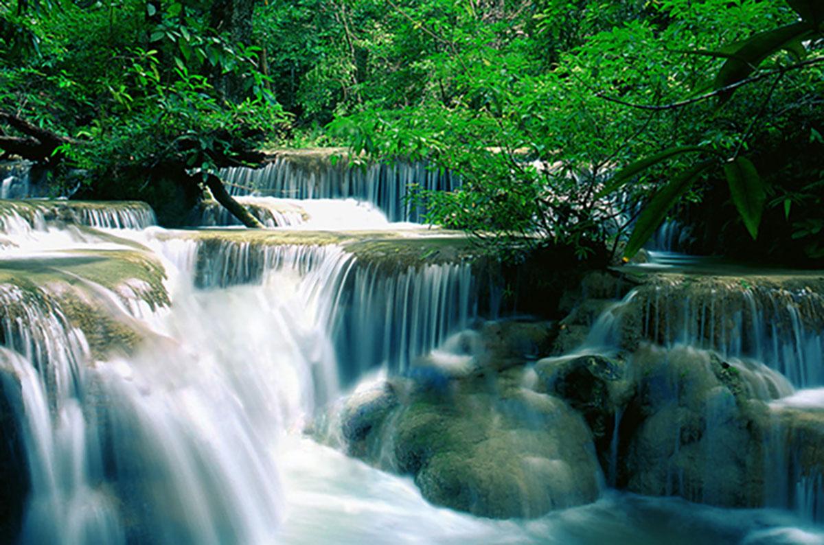 Kanchanaburi Erawan_Waterfall