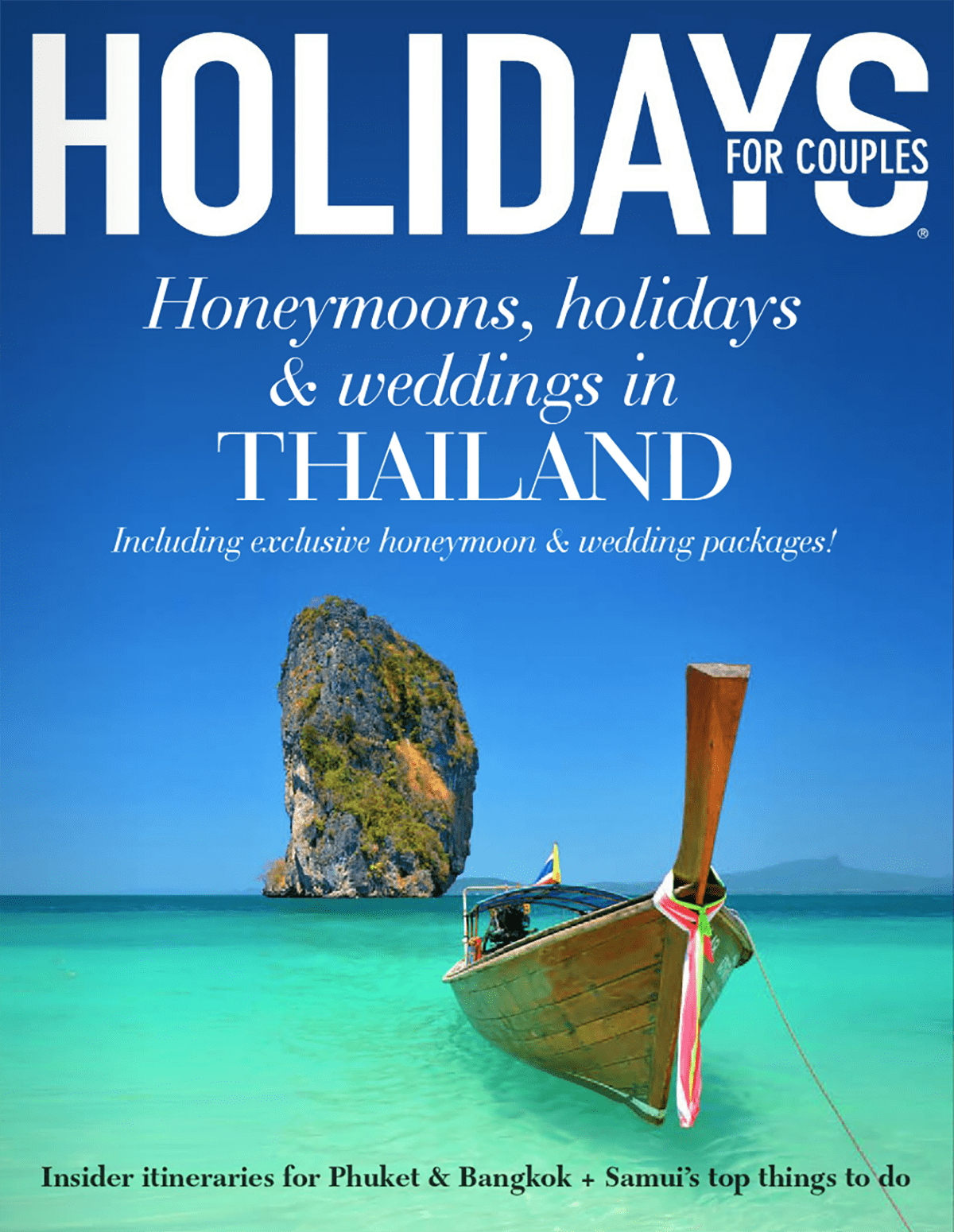 Holidays for Couples Honeymoons, Holidays & weddings in Thailand