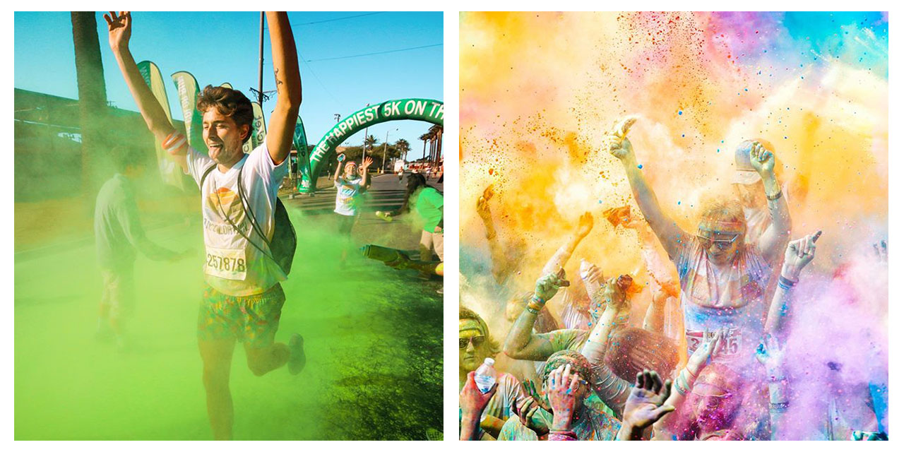 Color Run Love Tour