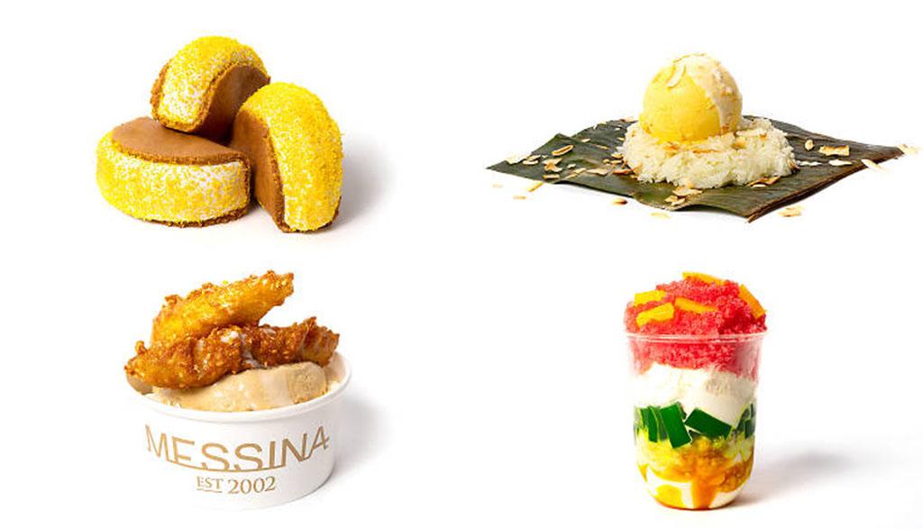 Messina gelato Sydney Night Noodle market