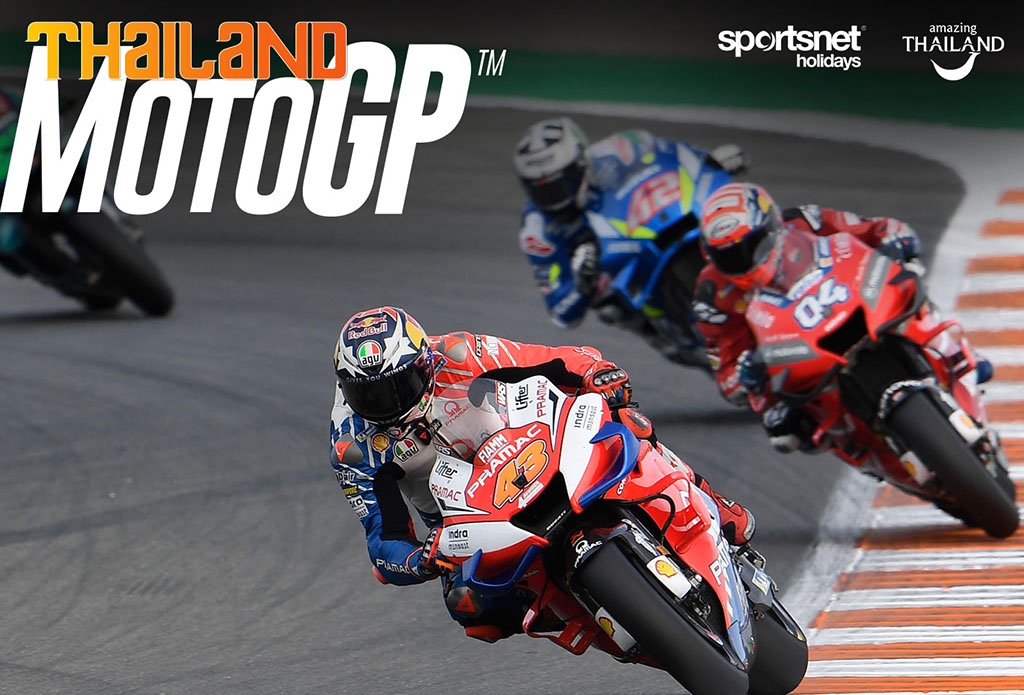 Thailand MotoGP 2020