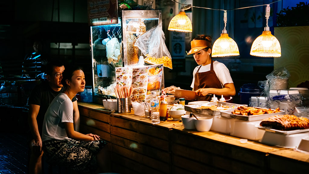Bangkok Street Food vendor Credit-Yulia-Grigoryeva-shutterstock